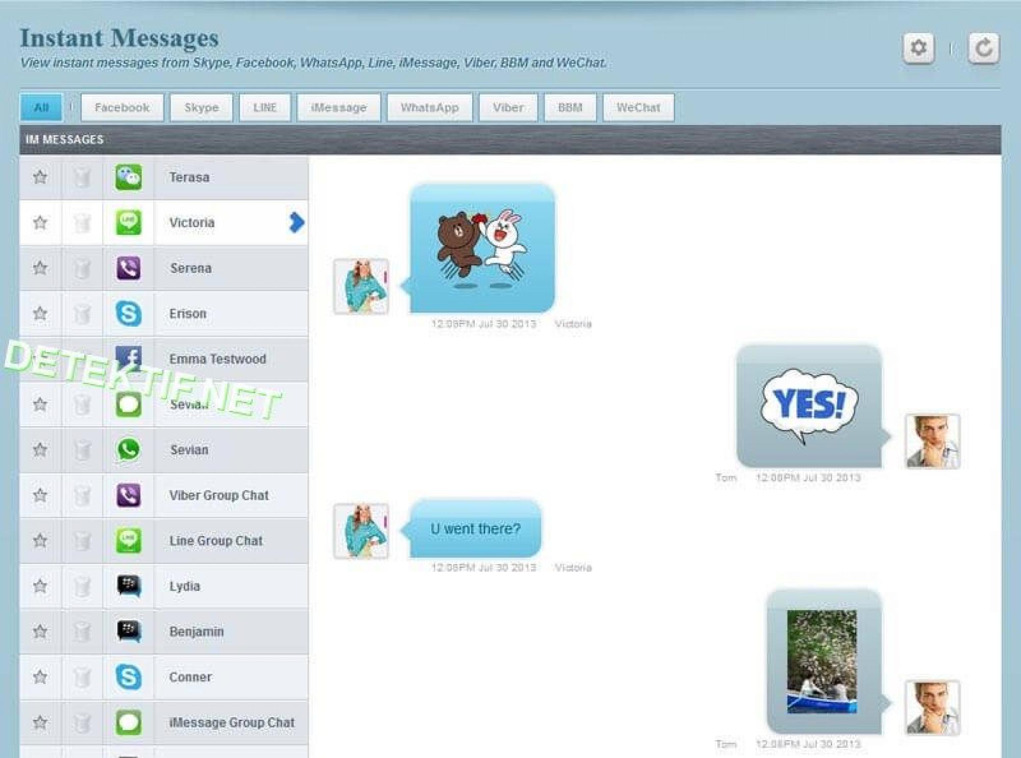 Sadap HP Jarak Jauh - WhatsApp, FB, & Telegram (FlexiSpy)