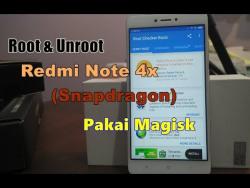 Cara root Hp Xiaomi Tanpa UBL Dan Pasang TWRP - 2019